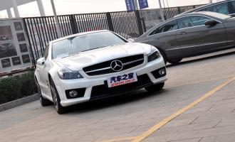 2009款SL 63 AMG