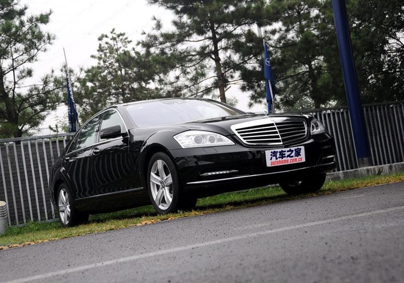 2010款S 350L 豪华型