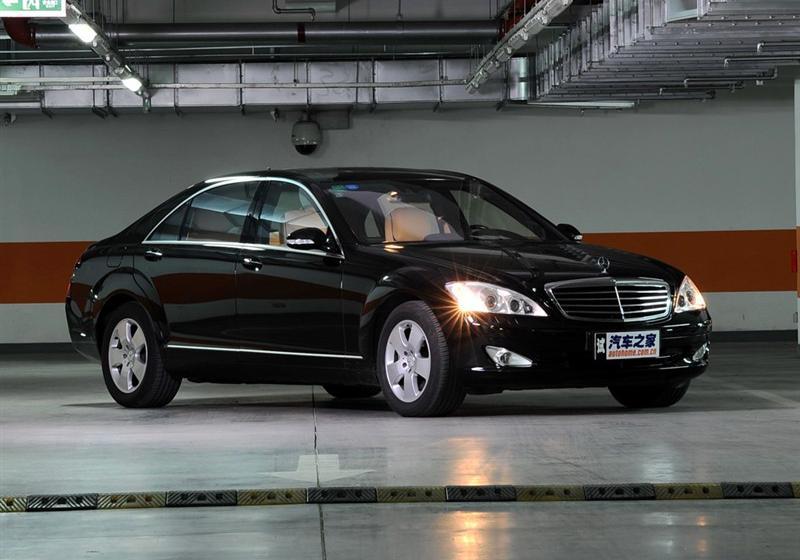 2010款S 500L 4MATIC