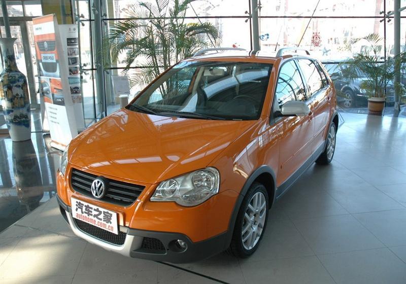 2007款Cross Polo MT