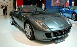 2006款599 GTB Fiorano 6.0