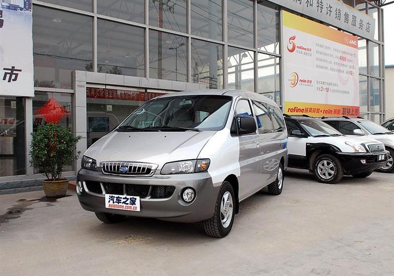 2011款2.0L穿梭 汽油标准版HFC4GA3