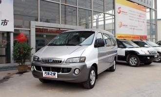 2011款2.0L祥和 汽油豪华版HFC4GA3-1C