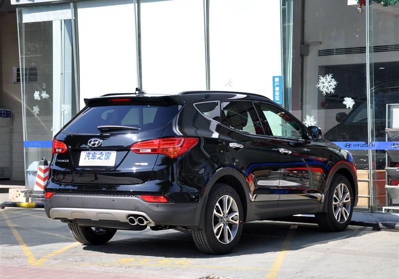 2013款3.0L 四驱豪华版 7座 欧IV