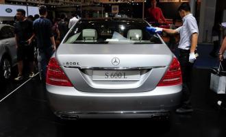 2012款S600L Grand Edition designo