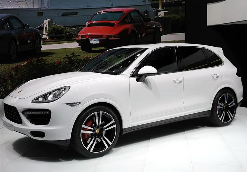 2013款Cayenne Turbo S 4.8T