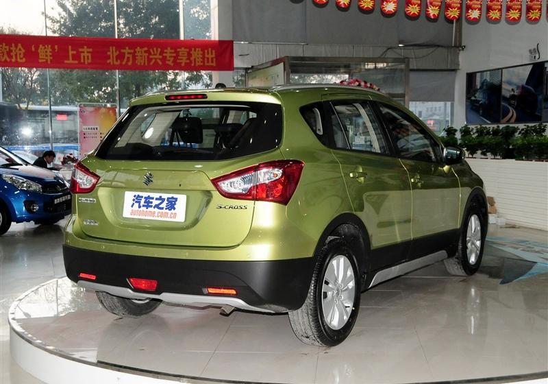 2014款1.6L CVT两驱精英型
