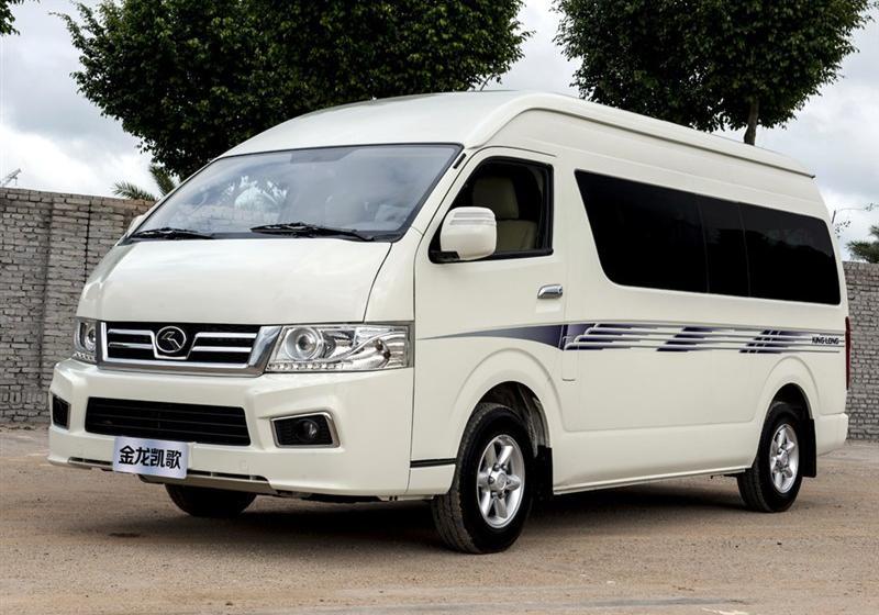 2014款2.5T轻型客车畅享型DK4B