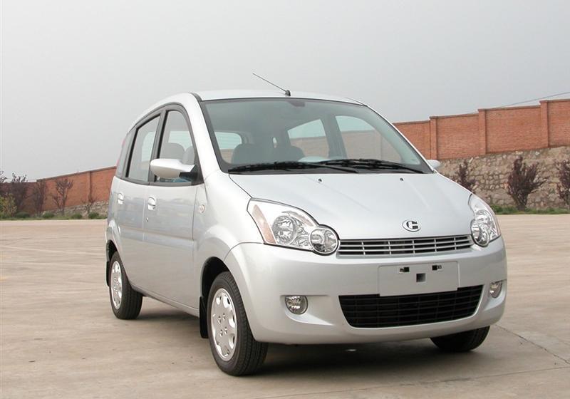 2006款Ⅱ型 1.1L