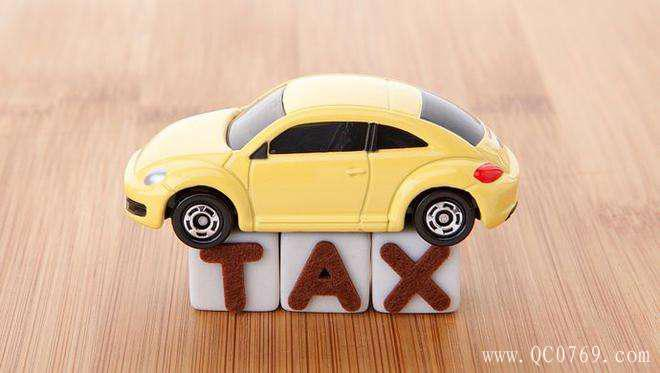 制造业税率下滑,车价制造业税率