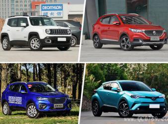 年轻人保持活力很重要 这几款小型时尚SUV是首选