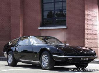 赛道精神经典不朽  纪念玛莎拉蒂Indy和8CTF车型荣光传奇