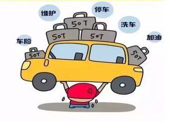 养车一年需要多少钱?花费支出多少,要看着五方面