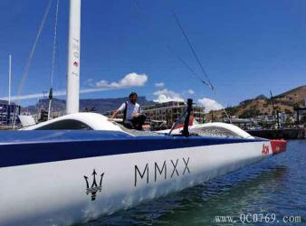 玛莎拉蒂号Multi70帆船携手传奇船长再战Cape2Rio帆船赛