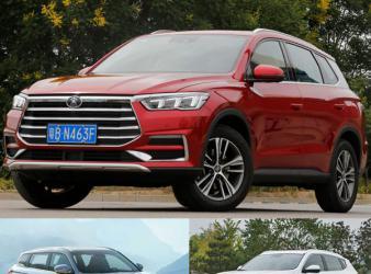 十万元级别SUV 深耕多年的细分市场现在怎么选?