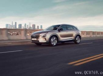 韩国本土累计销量突破万辆 现代汽车氢燃料电池技术显示硬实力