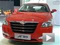 红色的魅惑 车展直击东风风神H30两厢