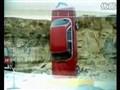 安全第一 进口奔驰轿车系统化碰撞测试